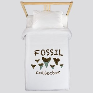 Fossil Collector Twin Duvet