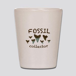 Fossil Collector Shot Glass