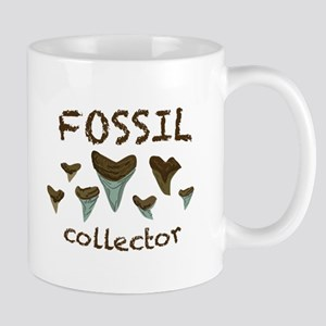 Fossil Collector Mugs