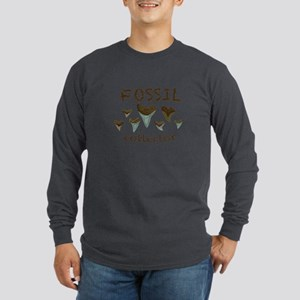 Fossil Collector Long Sleeve T-Shirt