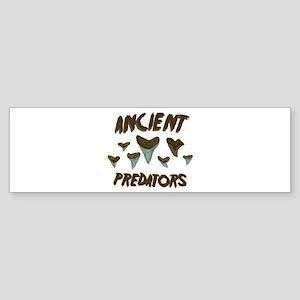 Ancient Predators Bumper Sticker