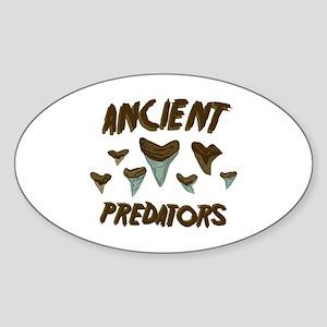 Ancient Predators Sticker