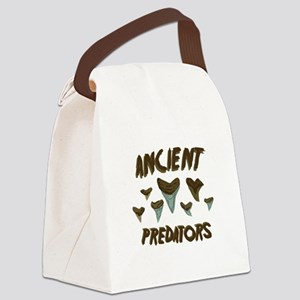 Ancient Predators Canvas Lunch Bag