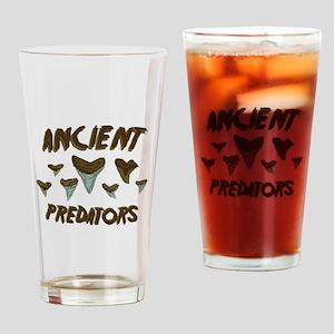 Ancient Predators Drinking Glass