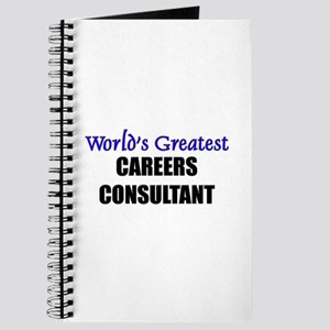 Worlds Greatest CAREERS CONSULTANT Journal