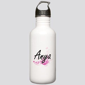 Anya Artistic Name Des Stainless Water Bottle 1.0L
