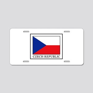 Czech Republic Aluminum License Plate