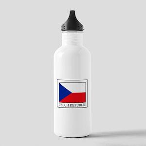 Czech Republic Stainless Water Bottle 1.0L
