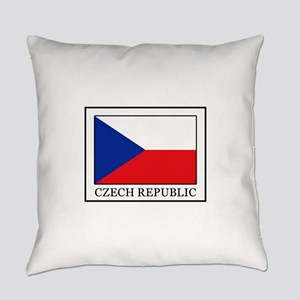 Czech Republic Everyday Pillow