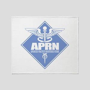 APRN (b)(diamond) Throw Blanket