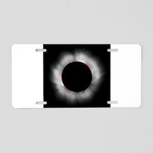 Total Solar Eclipse 1999 Aluminum License Plate
