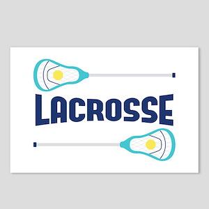 Lacrosse Postcards (Package of 8)