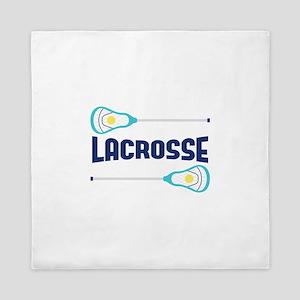 Lacrosse Queen Duvet