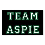 Team Aspie Sticker