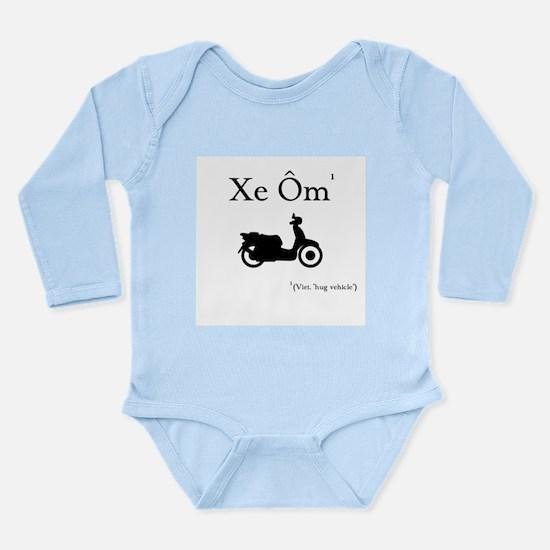 Xe Om (Hug Vehicle) Body Suit
