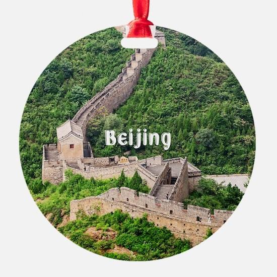 Beijing Ornament