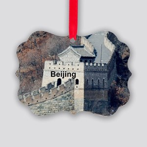 Beijing Picture Ornament