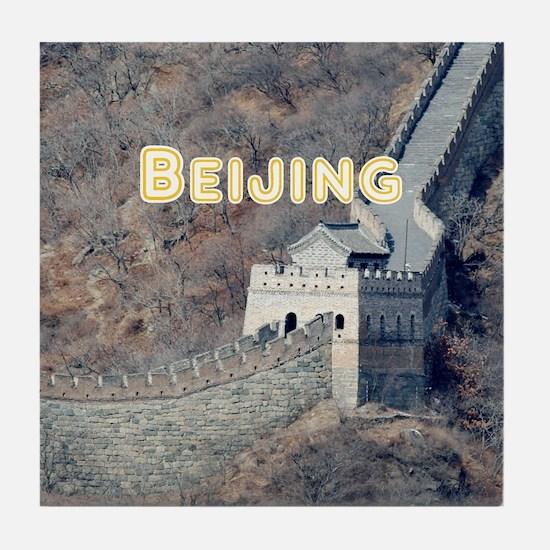 Beijing Tile Coaster