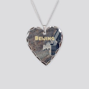 Beijing Necklace Heart Charm