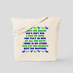 Best Big Brother Tote Bag