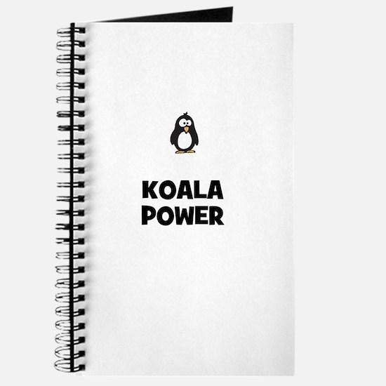 koala power Journal