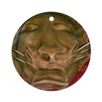 Primitive Inspired Graphics Ornament (Round)