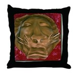 Primitive Inspired Graphics Throw Pillow