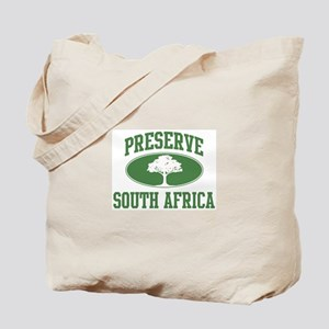 Preserve South Africa Tote Bag