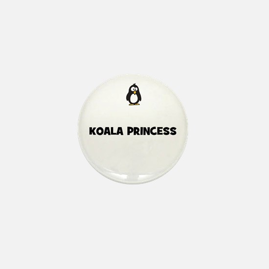 koala princess Mini Button