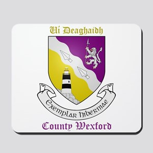 Ui Deaghaidh - County Wexford Mousepad