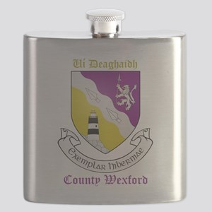 Ui Deaghaidh - County Wexford Flask