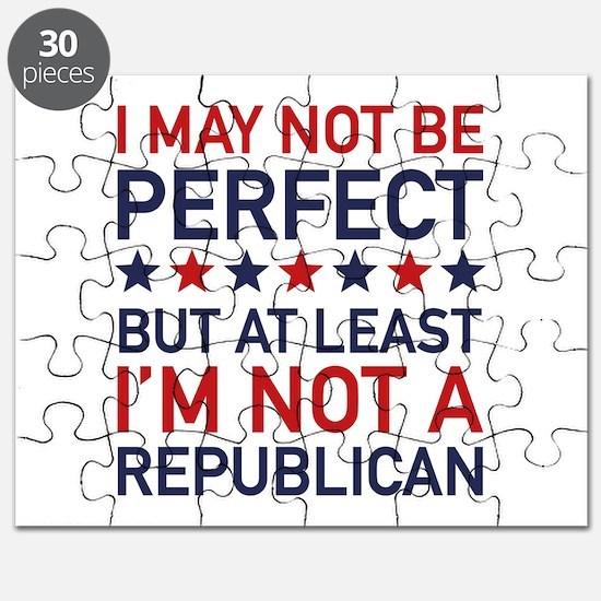 At Least I'm Not A Republican Puzzle