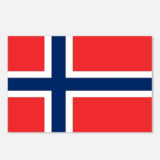 Norway Postcards (Package of 8)