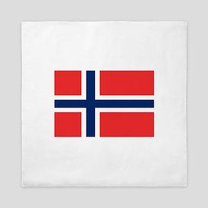 Norway Queen Duvet