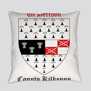 Ui Berchon - County Kilkenny Everyday Pillow