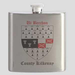 Ui Berchon - County Kilkenny Flask