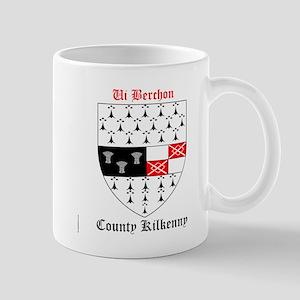 Ui Berchon - County Kilkenny Mugs