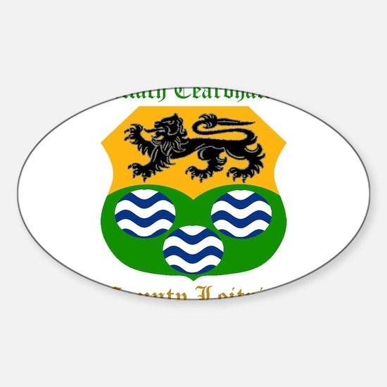 Tellach Cearbhallan - County Leitrim Decal