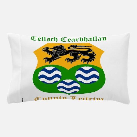 Tellach Cearbhallan - County Leitrim Pillow Case