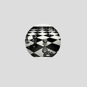 Chess Board Mini Button