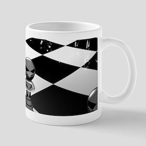 Chess Board Mugs