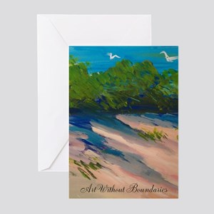 Late Afternoon Greeting Cards (pk Of 10)