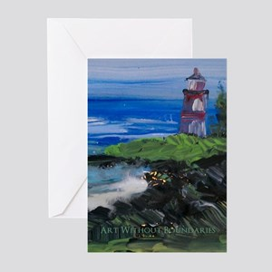 Almost Morning Greeting Cards (pk Of 10)