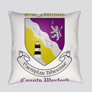 Siol Faolchain - County Wexford Everyday Pillow