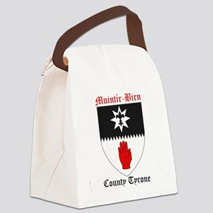 Muintir-Birn - County Tyrone Canvas Lunch Bag