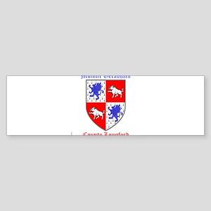 Muintir Geradhain - County Longford Bumper Sticker