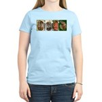 Primitive Inspired Graphics Women's Light T-Shirt