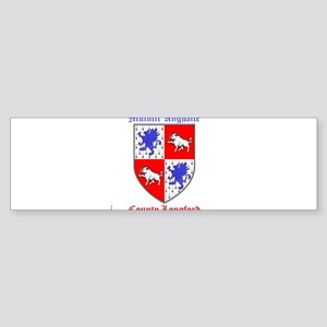 Muintir Anghaile - County Longford Bumper Sticker
