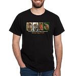 Primitive Inspired Graphics Dark T-Shirt