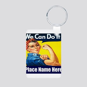 We Can Do It Keychains